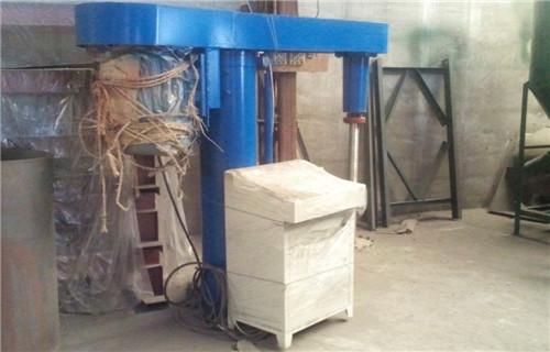 罗定胶黏剂分散机供应商
