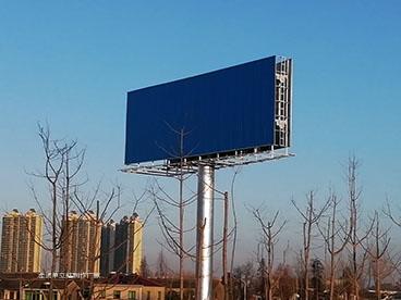 吉林擎天柱广告塔安装公司---厂家直供
