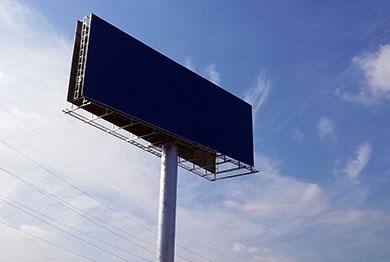 吉林单立柱广告牌厂家报价