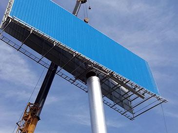 海西网架单立柱--精选厂家