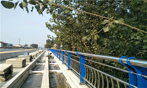 晋城道路复合管栏杆加工厂