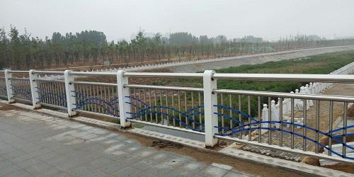 宁夏不锈钢复合管桥梁护栏厂家