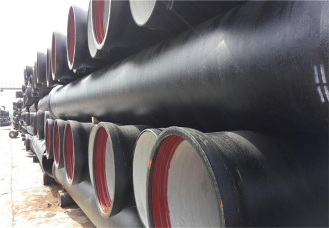 嘉兴k7级DN1600球墨铸铁管每米重量