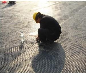 宁夏双向塑料土工格栅销售新闻外贸