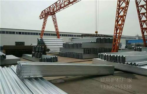 宁夏本地波形护栏生产厂家