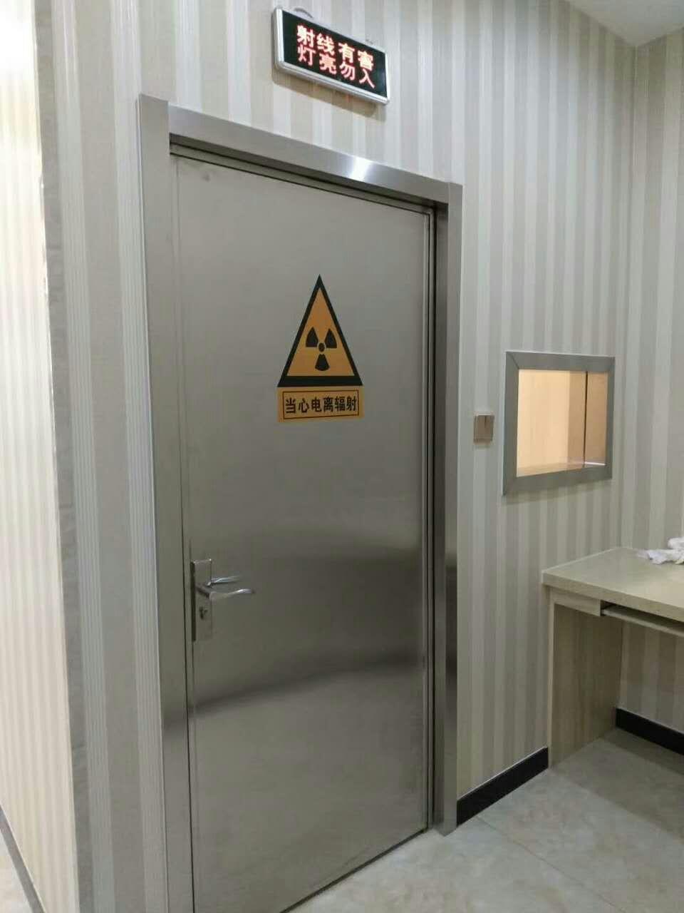 吉林防护铅门安装施工技术指导