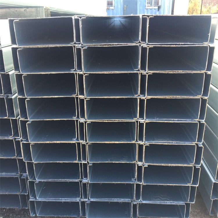 北海高频焊接h型钢生产加工厂