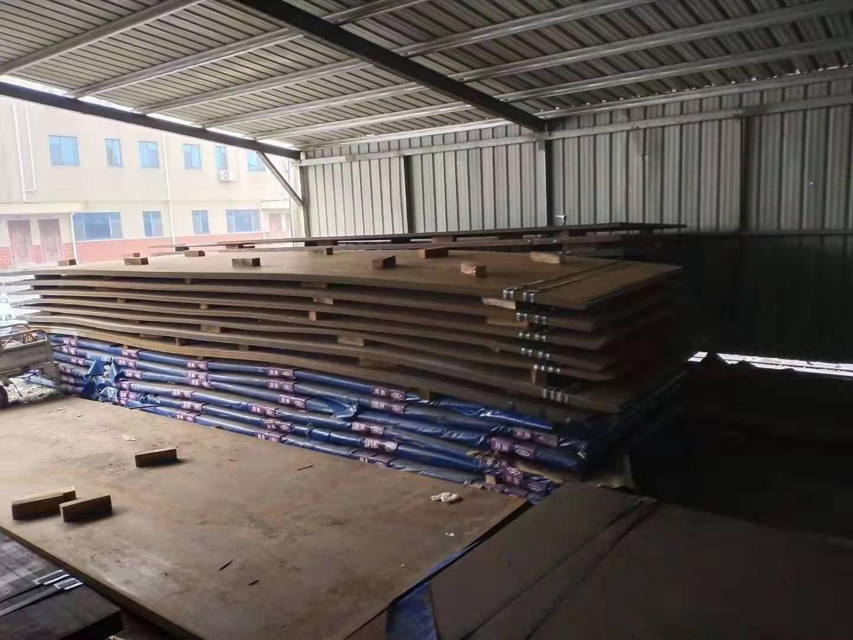 百色NM450耐磨钢板零售价格