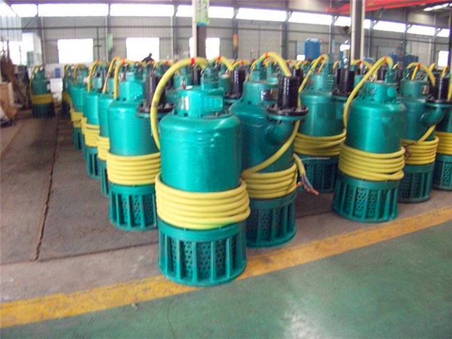 吉林BQS30-26-4矿用隔爆型潜水排沙电泵