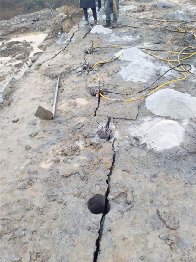 印台矿山开采石头太硬用什么办法破石速度快如何使用