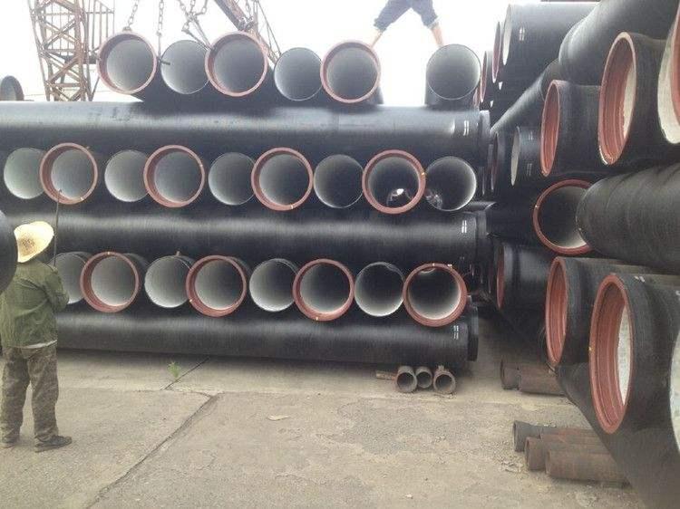 宁夏回族自治区K9球墨铸铁管价格