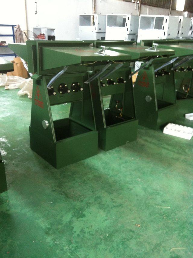 吉林35KV铜排式对接箱