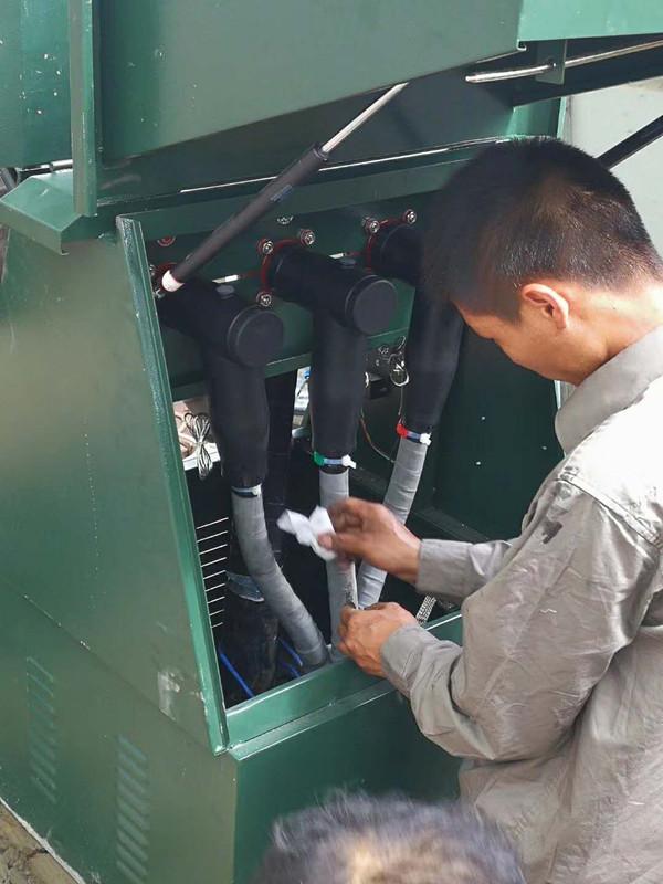 哈尔滨35KV电缆分接箱三进一出温州厂家