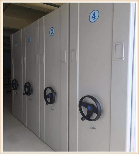 吉林税务专用智能电动密集架钢板