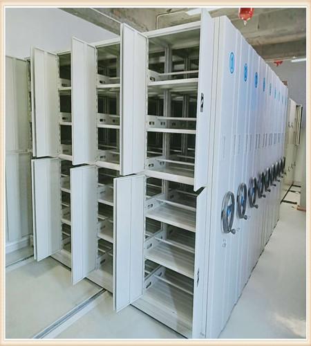 宁夏档案室移动密集架双层床