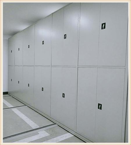 宁夏档案库房移动密集柜免费安装