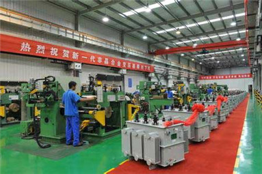 宁夏汇德变压器制造有限公司-供电局指定