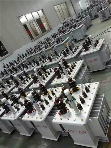 宁夏变压器产品质保五年(供电部门认可)
