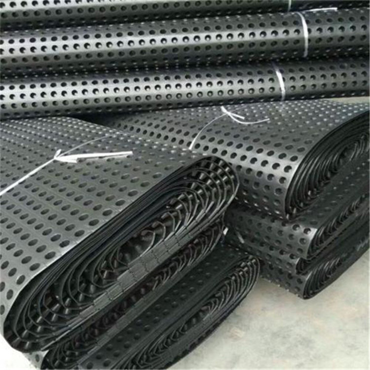 衡水车库顶板20mm厚防根刺塑料排水板
