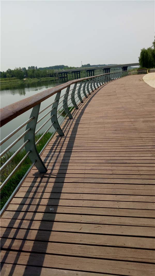 石家庄不锈钢碳素钢复合管护栏