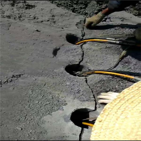 石料场开采石头效率高的设备吉林