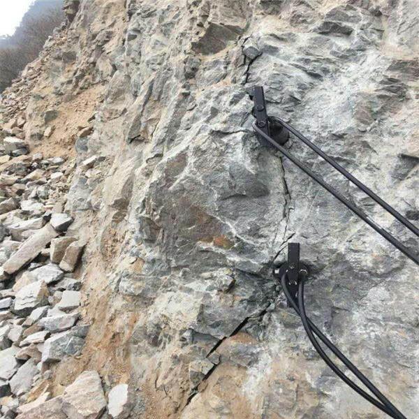 高效环保岩石破碎机吉林