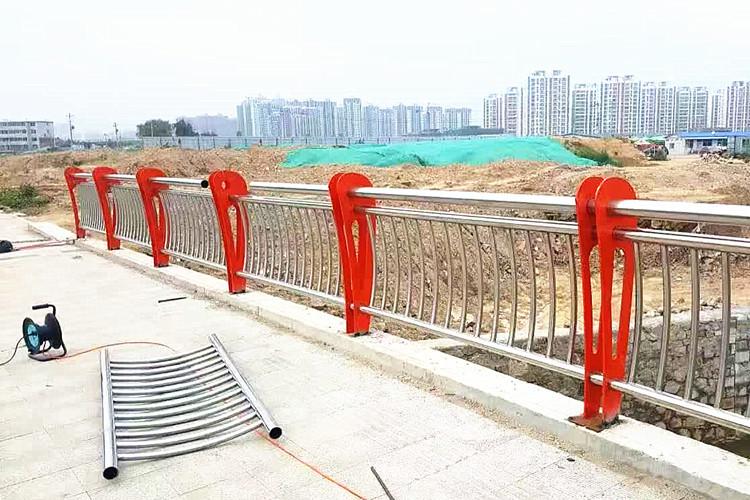 嘉兴河道景观护栏质量品牌