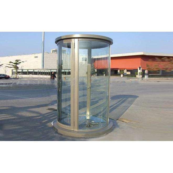 吉林玻璃岗亭不锈钢玻璃岗亭加工