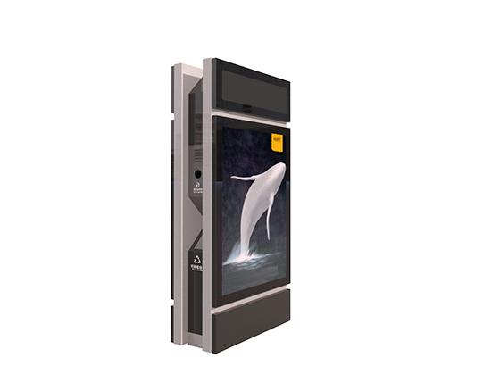 辽宁广告垃圾箱不锈钢滚动垃圾箱灯箱厂家联系方式