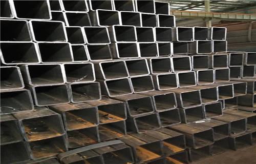 宁夏S355无缝方管厂家现货-定尺生产价格
