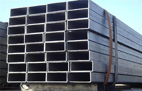 宁夏Q345B矩形方管厂家现货-定尺生产价格