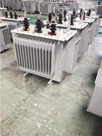 宁夏油浸式变压器制造厂家-中能变压器厂