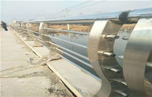 临沂桥梁不锈钢复合管材料