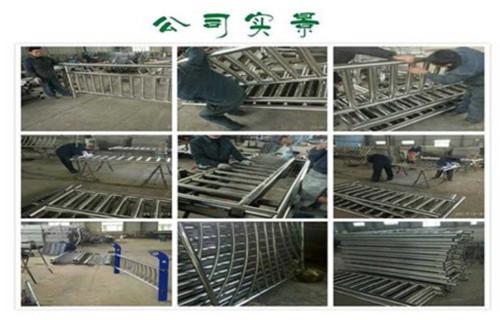 杭州碳钢喷塑护栏