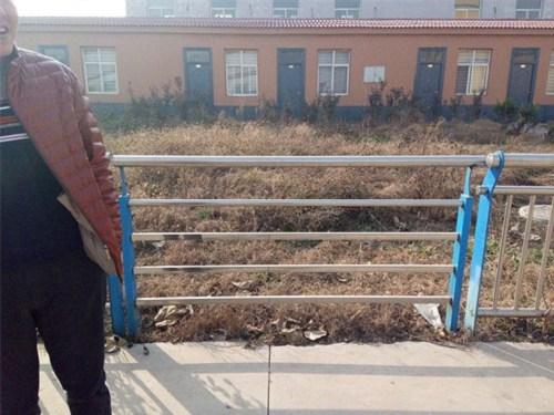 吉林不锈钢复合管护栏扶手尺寸规格表