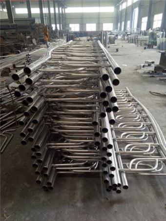 宁夏不锈钢道路交通栏杆厂家直供