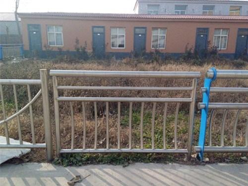 克拉玛依桥梁不锈钢护栏
