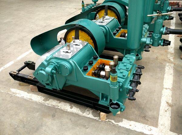吉林BW250泥浆泵钻孔钻井