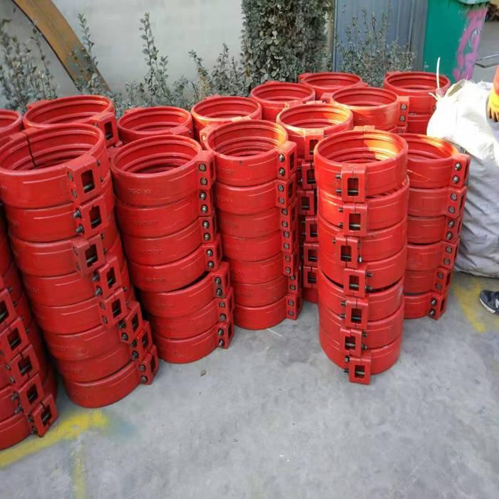 山西忻州市250对焊卡箍式接头219