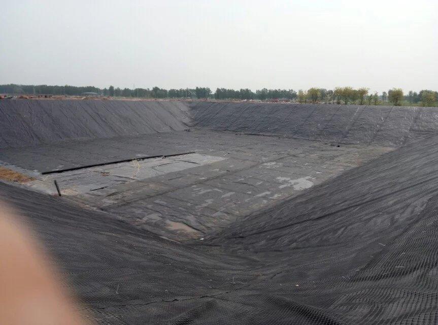 TGSG50-50KN双向塑料土工格栅周口项城采购