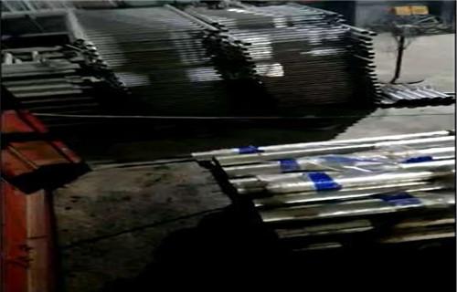 鹤壁Q235材质钢板立柱品牌齐全