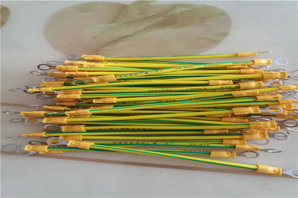 宁夏1.5平方黄绿光伏接地线