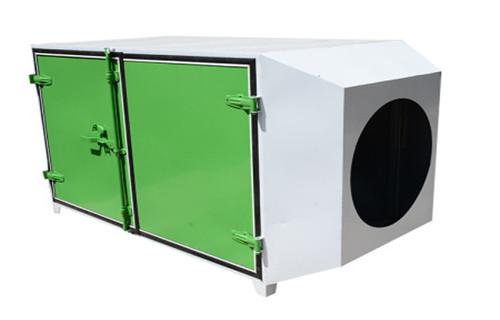 银川304不锈钢碳箱提高环保意识