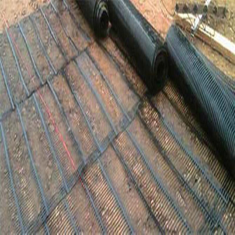 铜川双向焊接PP塑料格栅单向经编玻纤土工格栅GDB80零售商代理厂家