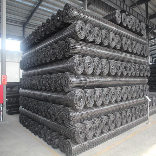 榆林双向塑料格栅铸造