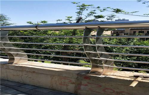 周口 桥梁防撞护栏 规格表