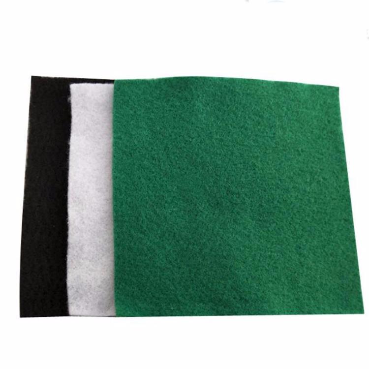 巢湖绿色防尘土工布厂家生产厂家