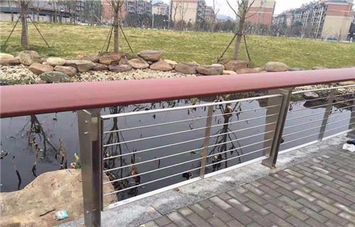 嘉兴园林不锈钢护栏优级质量