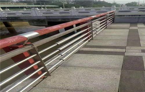 厂家销售:嘉兴桥梁防撞栏杆特殊规格可定制