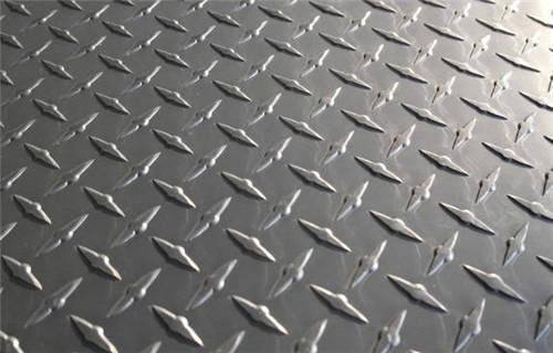 周口热镀锌花纹板4.75mm花纹板多少钱一吨